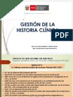 1 Presentacion de Historia Clinica Final