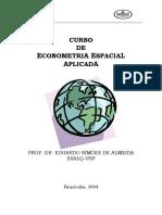 apostila - econometria espacial