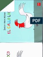 El Gallo Loco   Autor