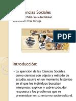 Descripción de las Ciencias Sociales