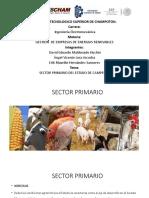 Ppt de Sector Productico Ampeche