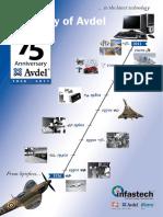 Avdel Brief History