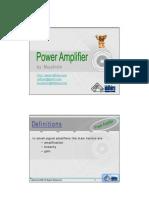 Slide5 15 Power Amplifier