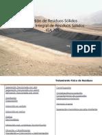 17° S11.1  Sesión Residuos Industriales Peligrosos - Tratamientos
