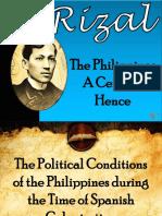 Philippine a century hence