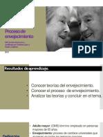 CLASE 2 Teorias y Proceso Del Envejecimiento
