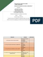 TABLA DE DISTRIBUCIÓN DE FRECUENCIAS 1°S