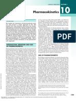 Rang & Dale's Pharmacology ---- (Chapter 10 Pharmacokinetics)