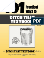 101 Practical Ways to Ditch That Textbook v2
