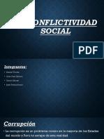 La Conflictividad Social