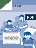 Bahasa Indonesia MI/SD Kelas 3 Bab 1
