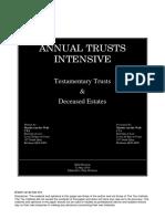 TIA Paper Testamentary Trusts 19.5.14