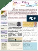 Brahmakumaris Youth Wing Newsletter