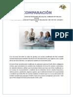 Comparacion PCGR Y PCGE
