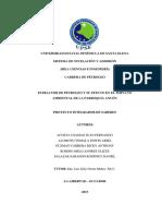 Proyecto Petroleo UPSE Juan Acosta Andres Roser