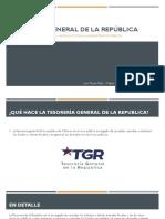 Tesorería General de La República