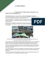 Pathumwan Intersection