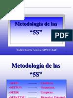 Metodologia de Las 5 S