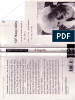 Jacques Derrida - Of Hospitality.pdf
