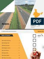Roads Report Feb 2018