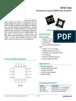 RF5110G Data Sheet