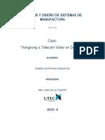 Informe Caso Telecom