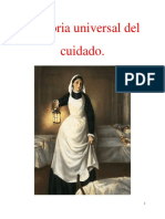 Historia Universal Del Cuidado Cindy