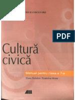Manual cultura civica VII - partea 1