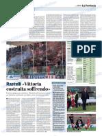 La Provincia Di Cremona 02-12-2018 - Rastelli