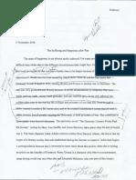 text portfolio