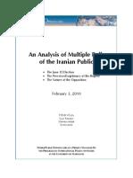Iran Election Feb10 Rpt