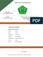 case molluscum contagiosum dr. Arif, Sp.KK.ppt
