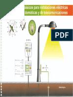 Conocimientos Basicos Para Instalaciones Electricas de Baja Tensión, Domótica y de Telecomunicaciones