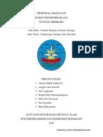 Proposal Kegiatan Ploting Area Dan Waktu