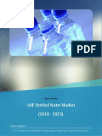 Report Structure - UAE Bottled Water Market - Mordor Intelligence (2)