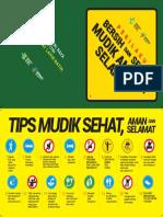 leaflet mudik sehat (depkes)