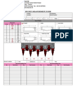 Mtg Measurement Form