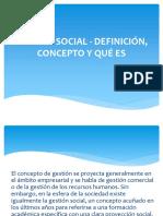 3 Gerencia Social