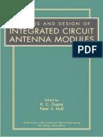 Analysis & Design of IC - Antenna Modules.pdf