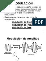 Clase Modulacion