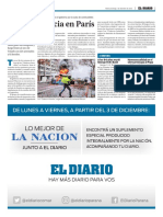 EL DIARIO 2/12/2018