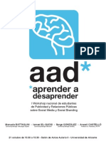 AAD workshop programa