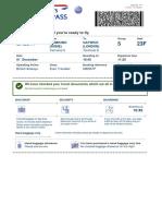 Boarding Pass BA2541 FCO LGW 111