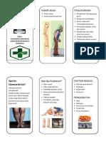 LEAFLET OSTEOARTHRITIS.docx