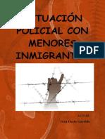 Actuacion Policial Con Menores Inmigrantes