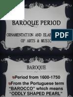 Music Report.baroque