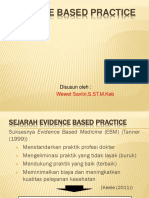 Ebp(Evidance Based Precttice