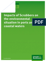 Texte 65 2915 Impacts of Scubbers on the Envoronmental Situation in Ports and Coastal Waters