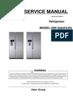 HRF 628AF6 user Manual