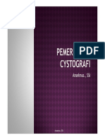 Pemeriksaan Cystografi